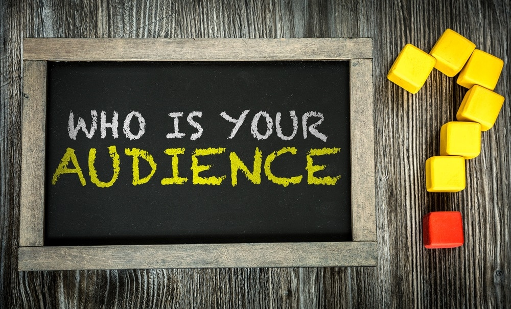 Know your e-commerce website audience