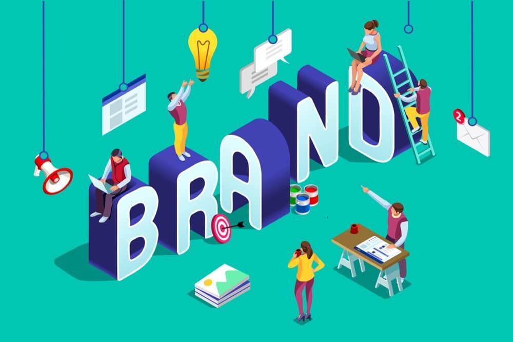 Branding e-commerce website