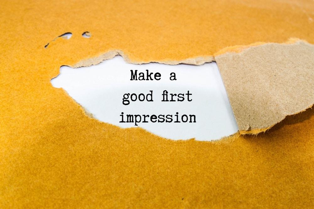 first-impression