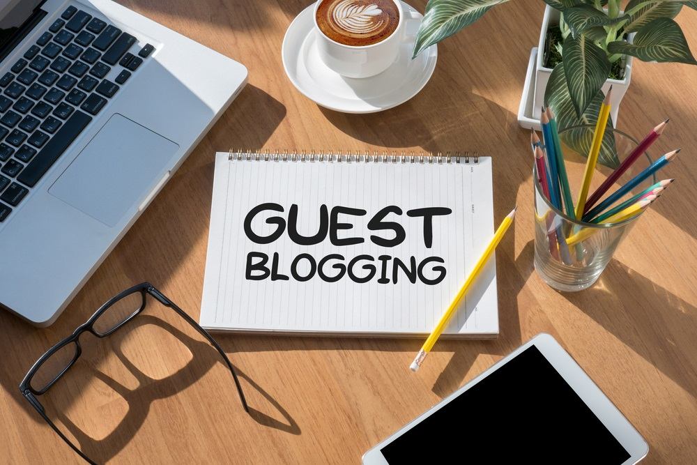 Guest blogging off page-seo