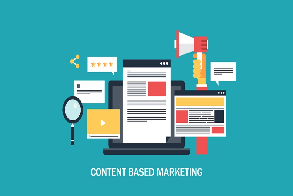 Increase in content marketing