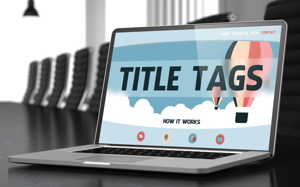 Title Tags of On Page SEO