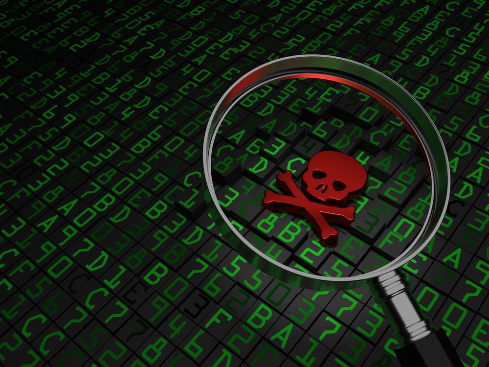Website malware scanner