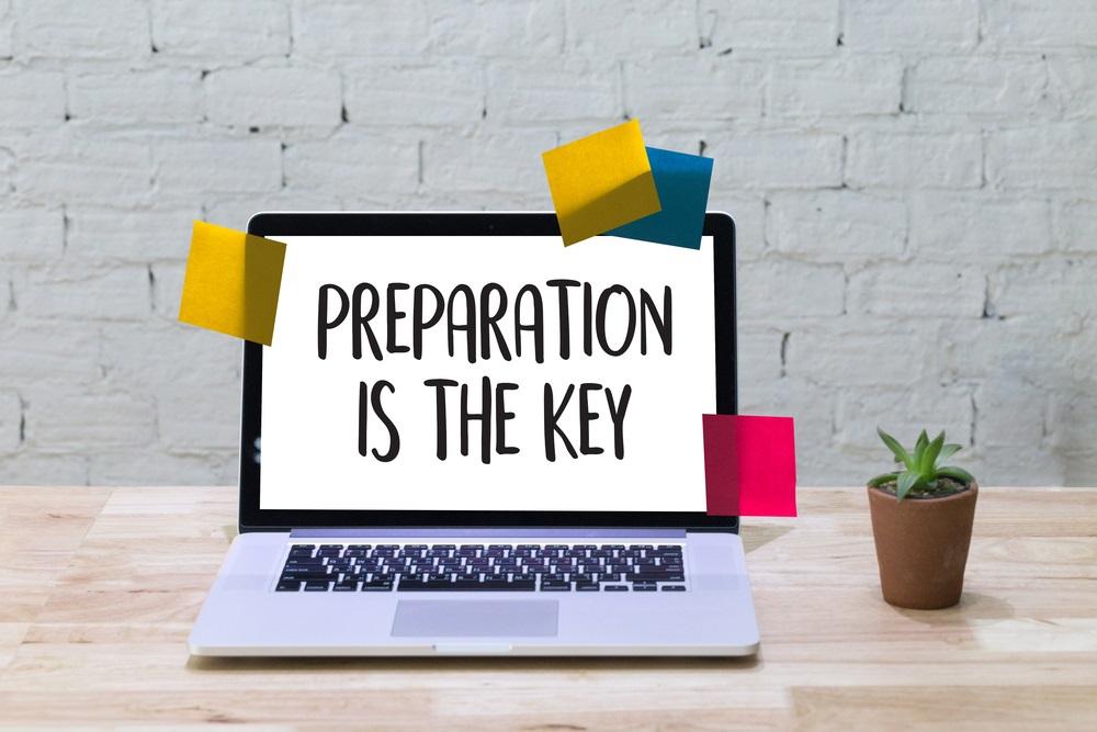 Preparation before building a website