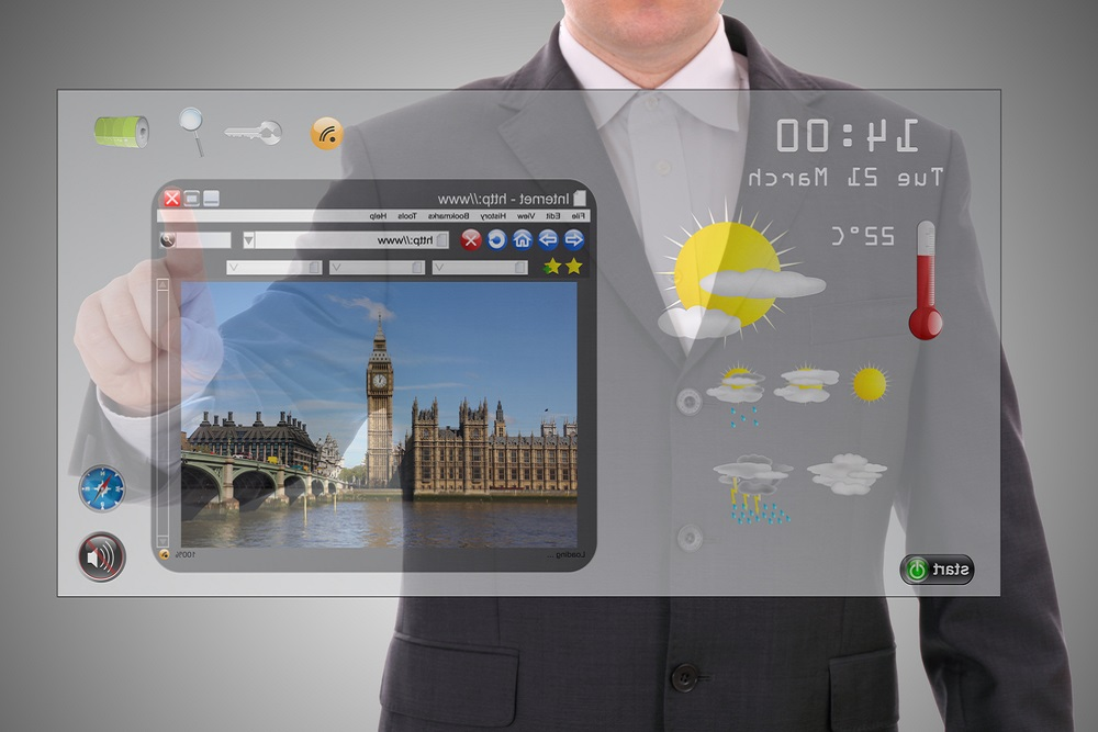 Touch user interface