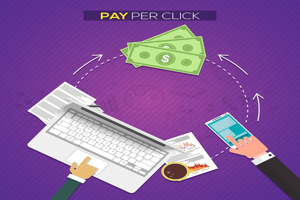 pay per click working model