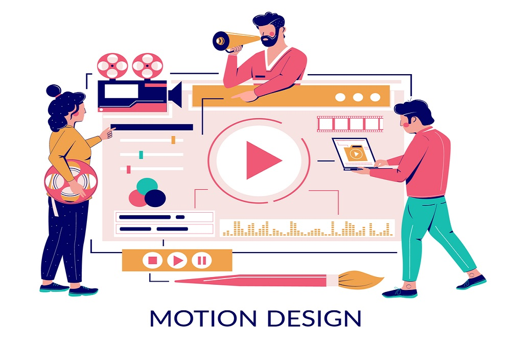 Motion Graphic Designs