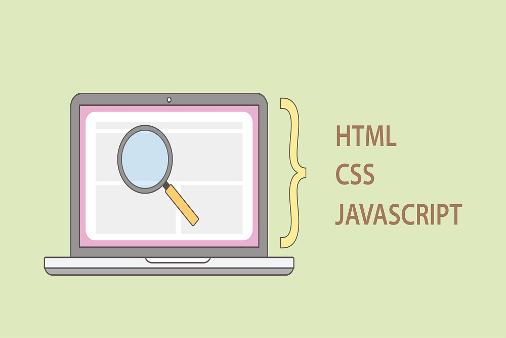 HTML, CSS and JS