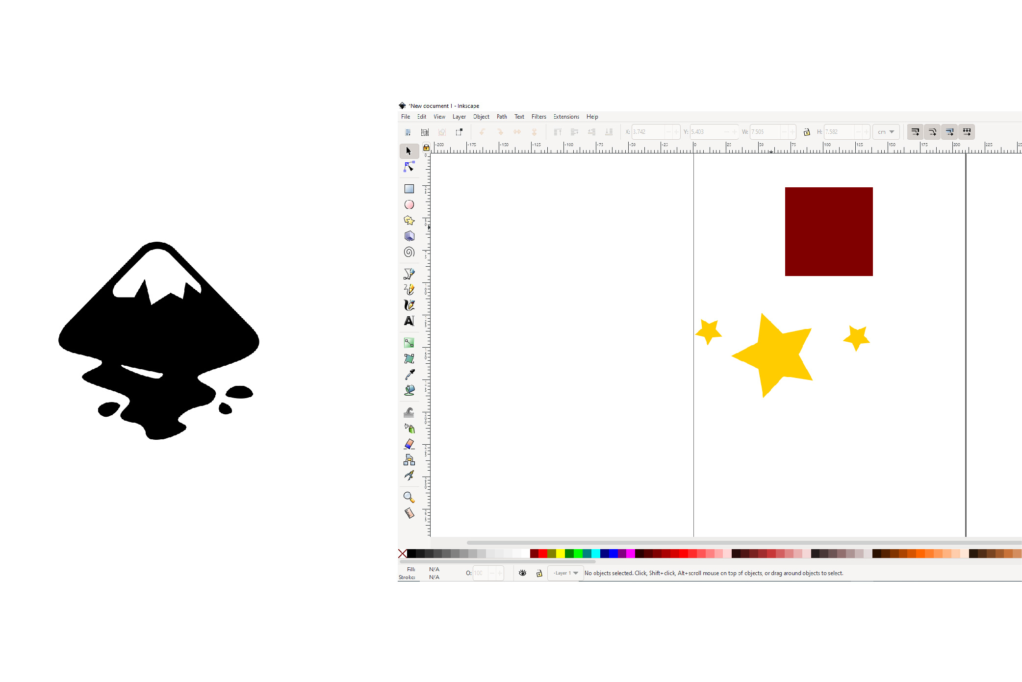 Inkscape tool