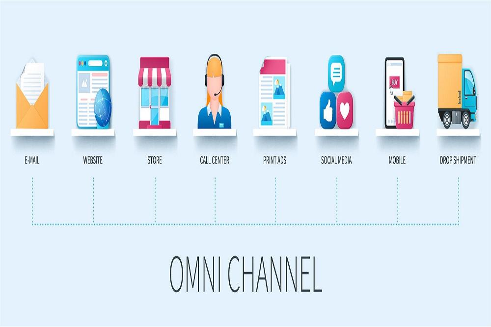 omni channel working model
